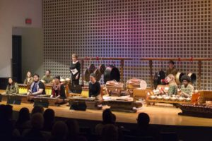 Bates Gamelan Ensemble Combines Tradition with Modernity