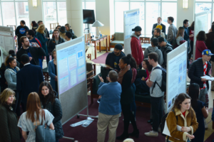 Students Present Their Work at the Mount David Summit