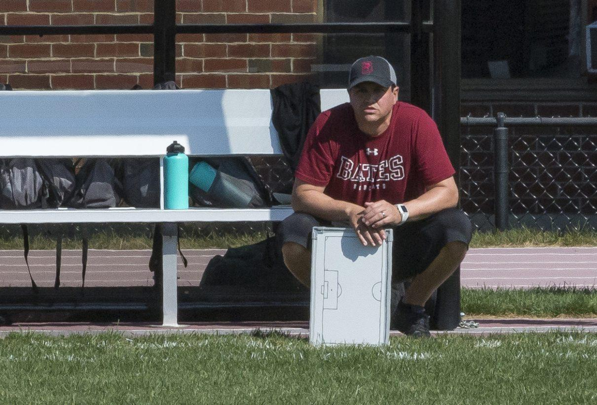 Women's Soccer Coach Vari Brings Decade of Experience to Bates