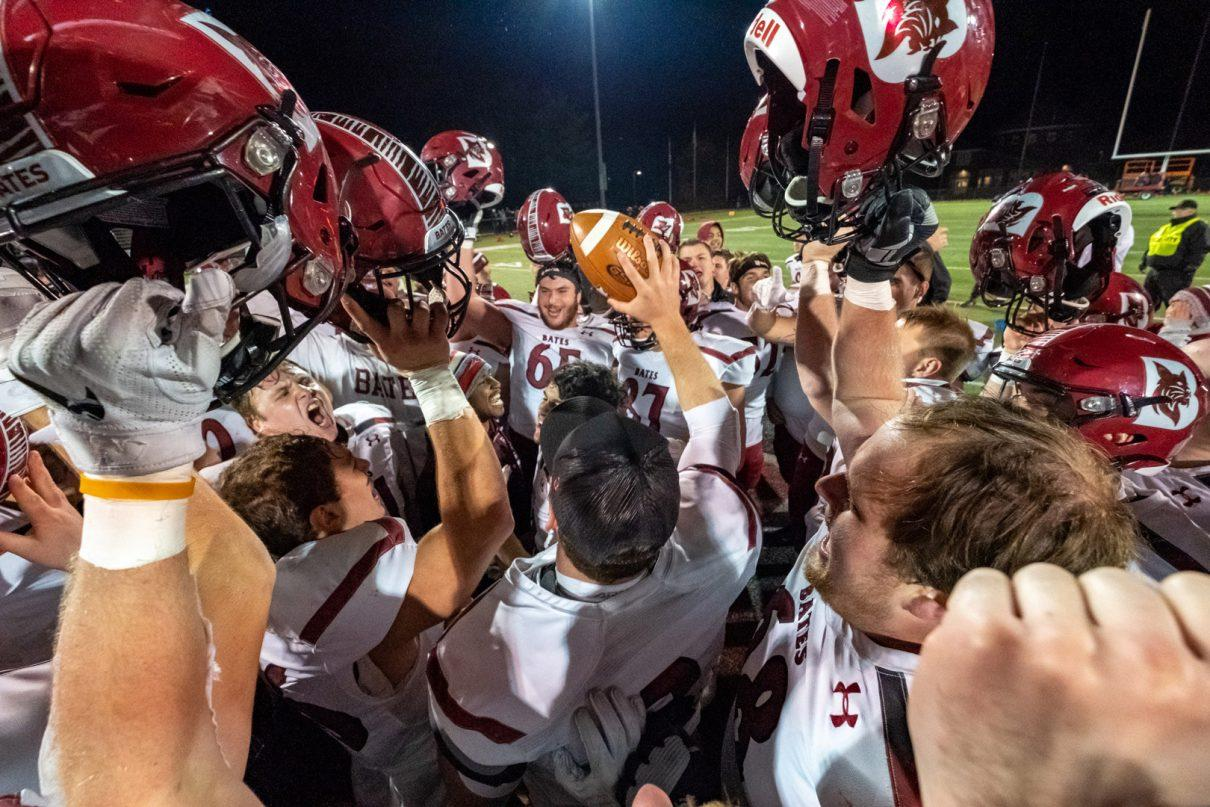 At Long Last! Bates Football Secures First Win in 728 Days with 30-5 Rout Over Bowdoin
