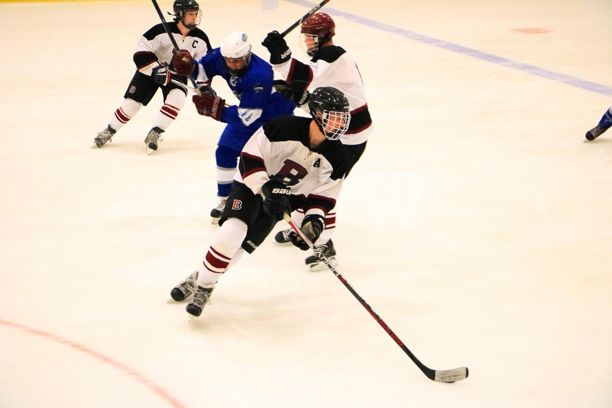 The Complicated Relationship Between Bates and Ice Hockey