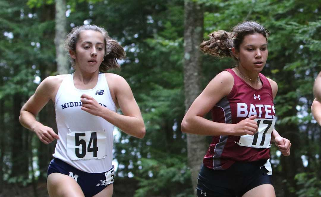 Cross Country Spotlight: Jillian Richardson '23