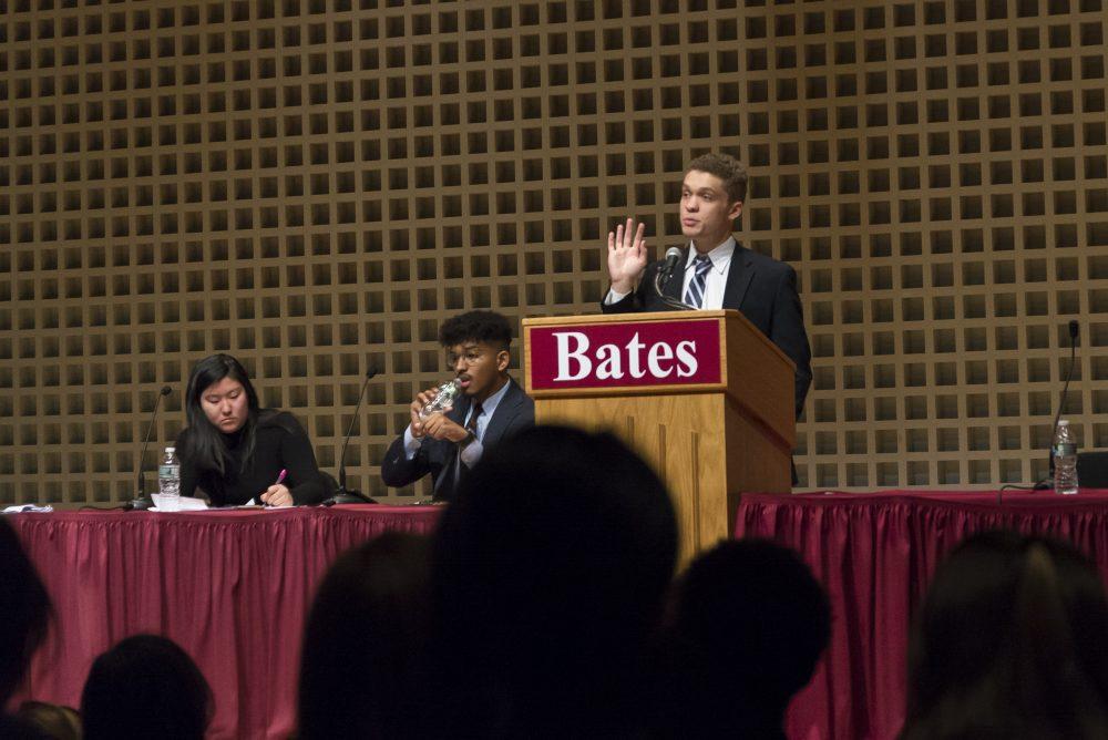 Reverend Dr. Benjamin Elijah Mays Debate 2020