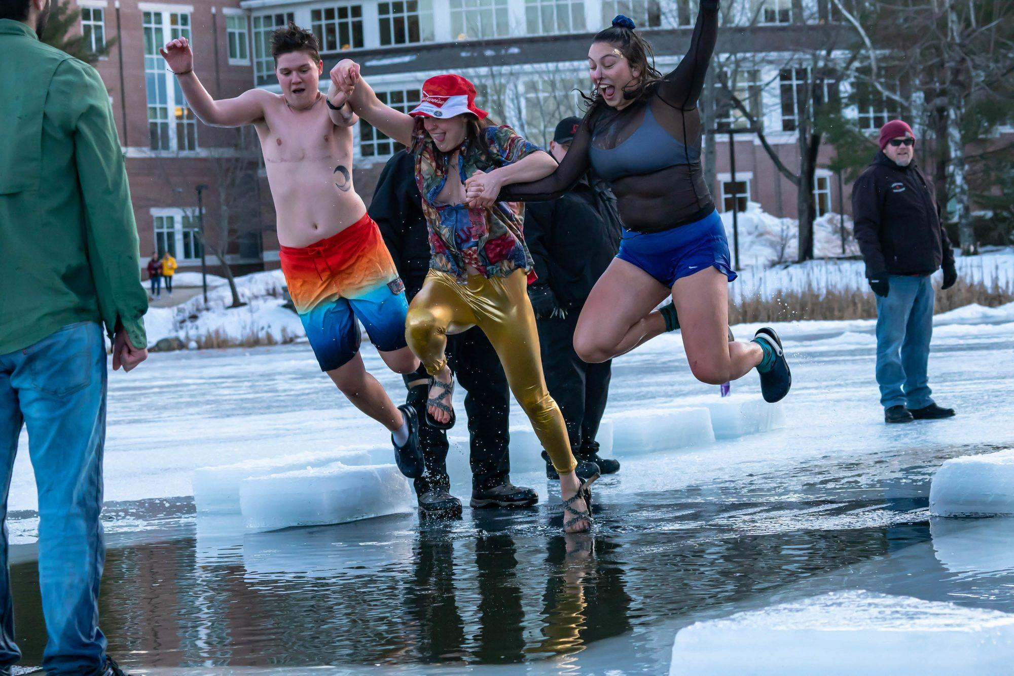 Due to public health concerns, Winter Carnival's hallmark event, Puddle Jump, will not occur in 2021. However, organizers say the limitations have provided space for rethinking the nearly-century old winter celebration.