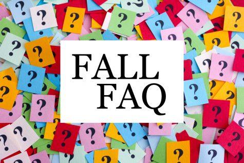 Fall 2020 FAQ