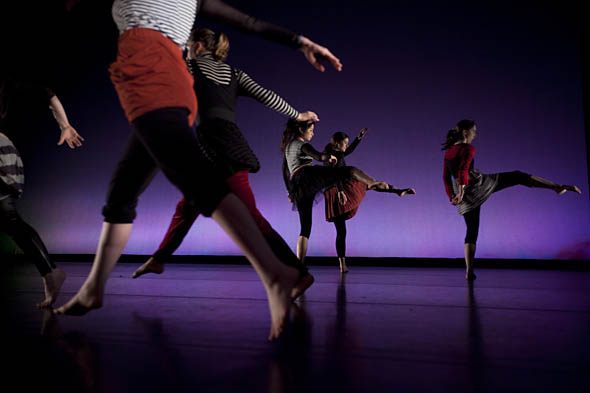 New Major Dances into College Curriculum