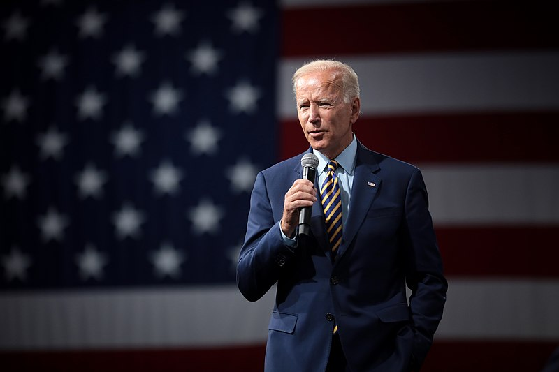 Why I'm Voting for Joe Biden