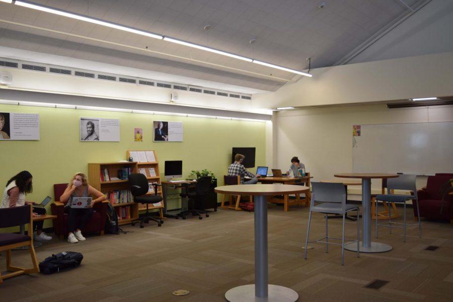 The writing center at Bates