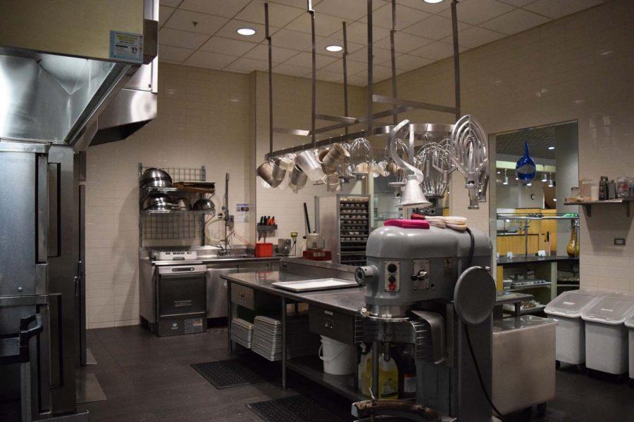 Commons' bakery