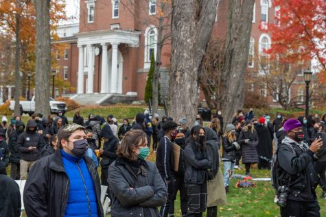 Organizers demanded that Bates should require all students to take a race theory course, among other demands.