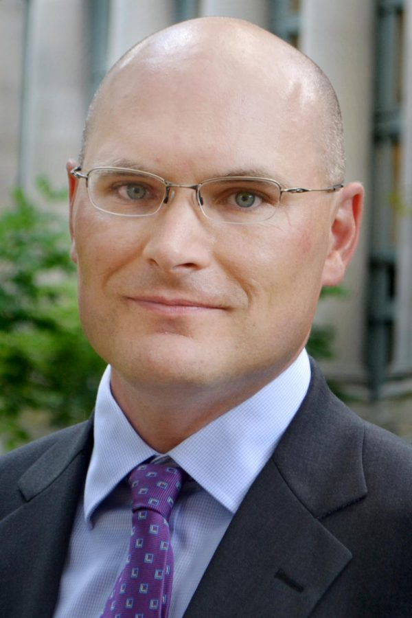 Geoffrey Swift became Bates' chief financial officer in 2014.