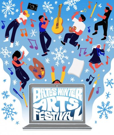Take a Pause with the Bates Winter Arts Festival