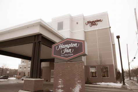 Reflections on the Extended Winter Break in the Hampton Inn