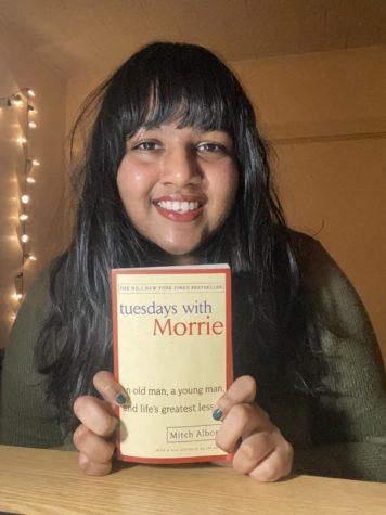 """I read the book and I felt that it just had all the stuff of life,"" Choudhary said. ""When I read it, I felt less lonely. I felt hopeful."""