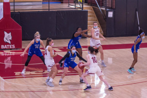 Bobcats beat Colby 65-57 in first Home Game of the Year