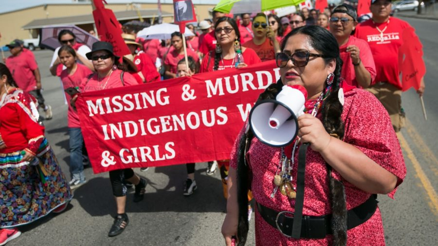 Recognizing Indigenous People and Missing and Murdered Indigenous Womxn and Girls