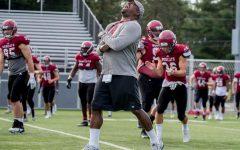 Head Football Coach Malik Hall will not Return to Program