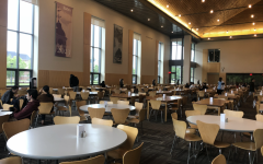 A more normal looking Commons will await students in the fall.