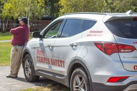 A Work in Progress: Students Are Included in the Bates Campus Safety Summer Working Group