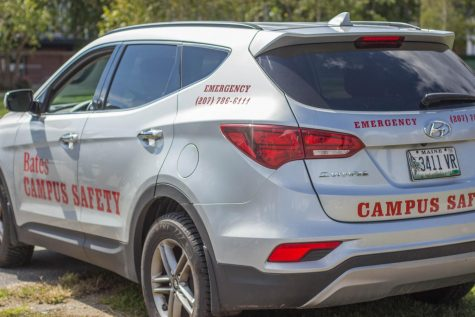 Campus Safety is currently being revitalized following recommendations from Sarah Worleys external report.