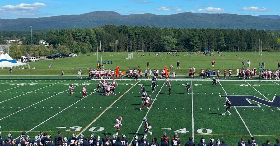 The Bobcats played the Middlebury College Panthers on Saturday in Vermont and ultimately came up short.