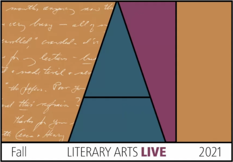 Literary Arts Live is a monthly reading series sponsored by the English department.