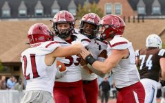 The Bobcats got their first win of the season against the Tufts Jumbos on Saturday.
