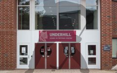 This year, Underhill once again is not being used as a rink.